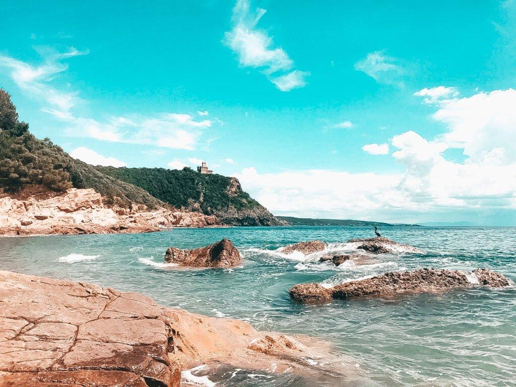 Dove andare al mare in Toscana