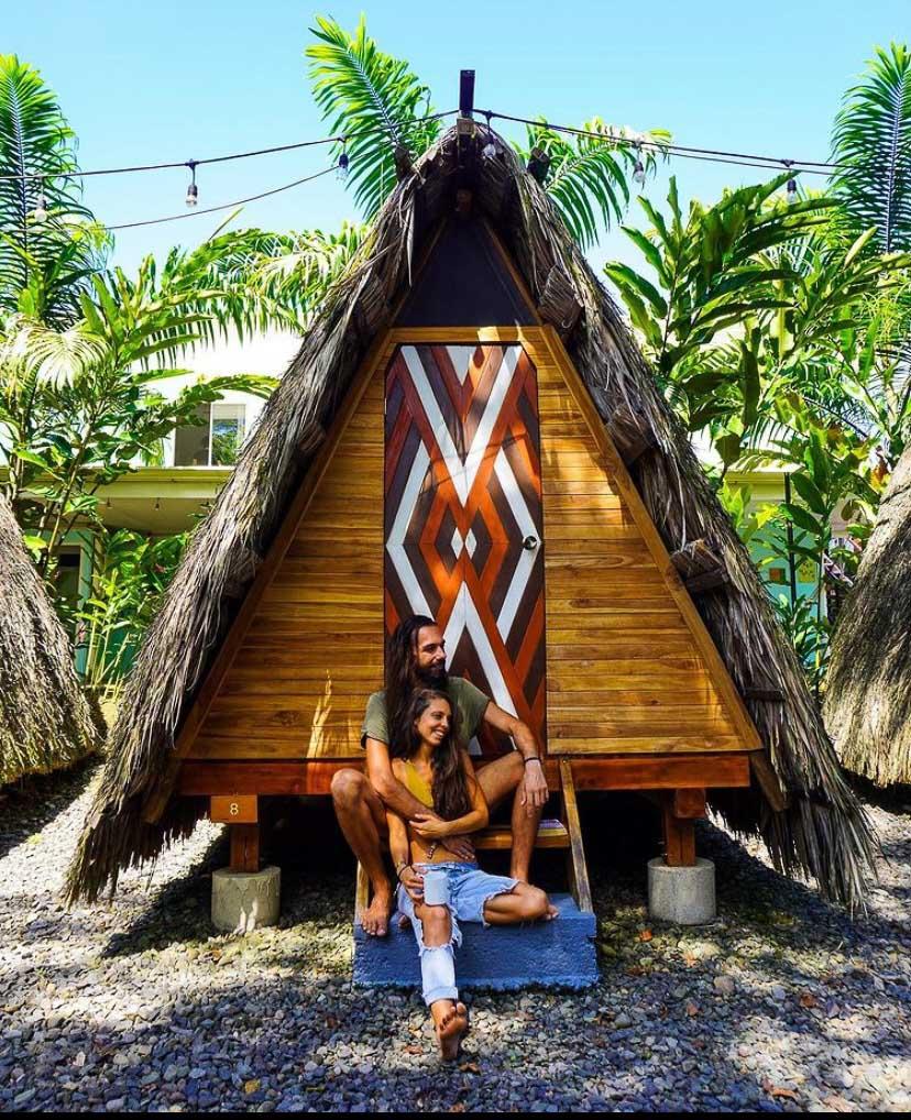 Vivere viaggiando Gianluca Gotto e Claudia in Costa Rica