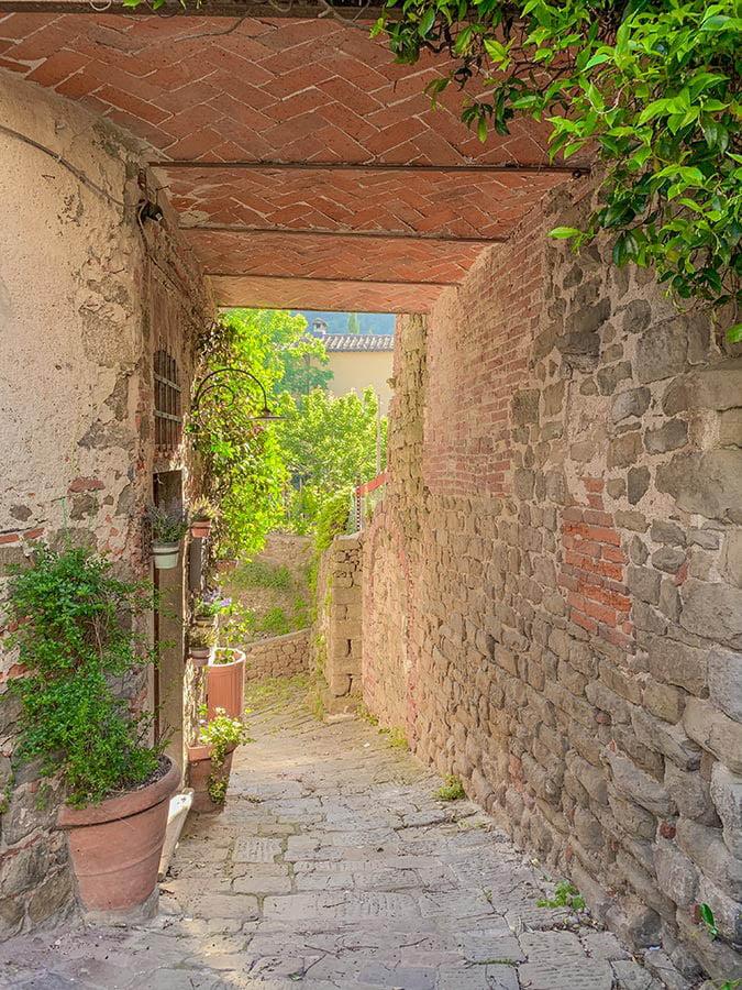 Cosa vedere a Uzzano Castello
