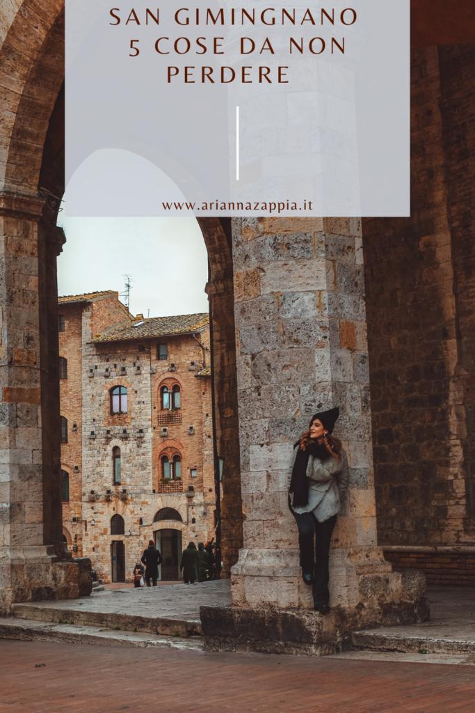 Visitare San Gimignano
