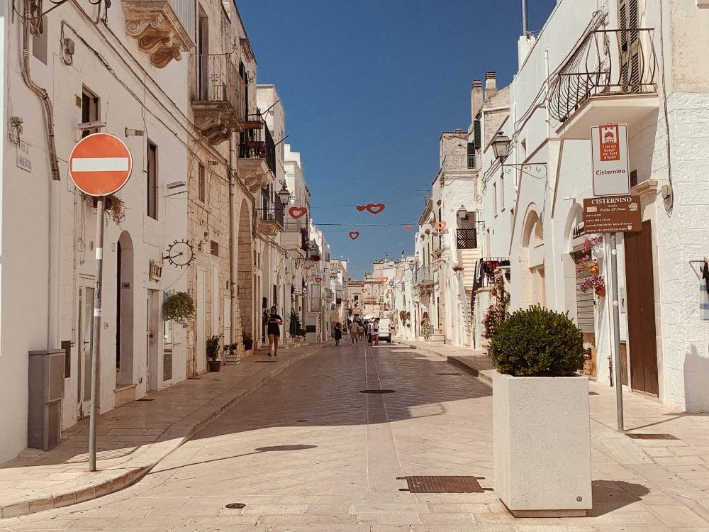 Cosa vedere in Puglia Itinerario a Cisternino